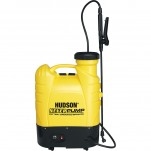 Hudson NeverPump 4 Gallon Electric Sprayer
