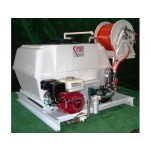 100 Gallon Honda Gas Power Sprayer