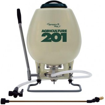 Sprayers Plus 201 - 4 Gallon Agricultural Series Back Pack Sprayer